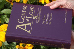 a course of love blog