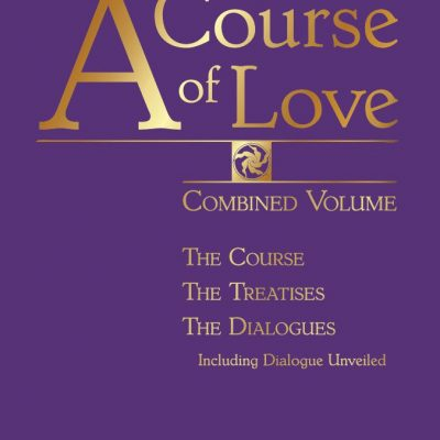 A Course of Love - Second Edition - Book Cover