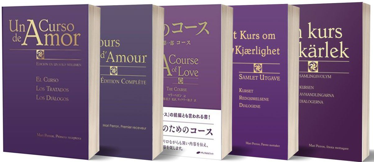 A Course of Love Translations