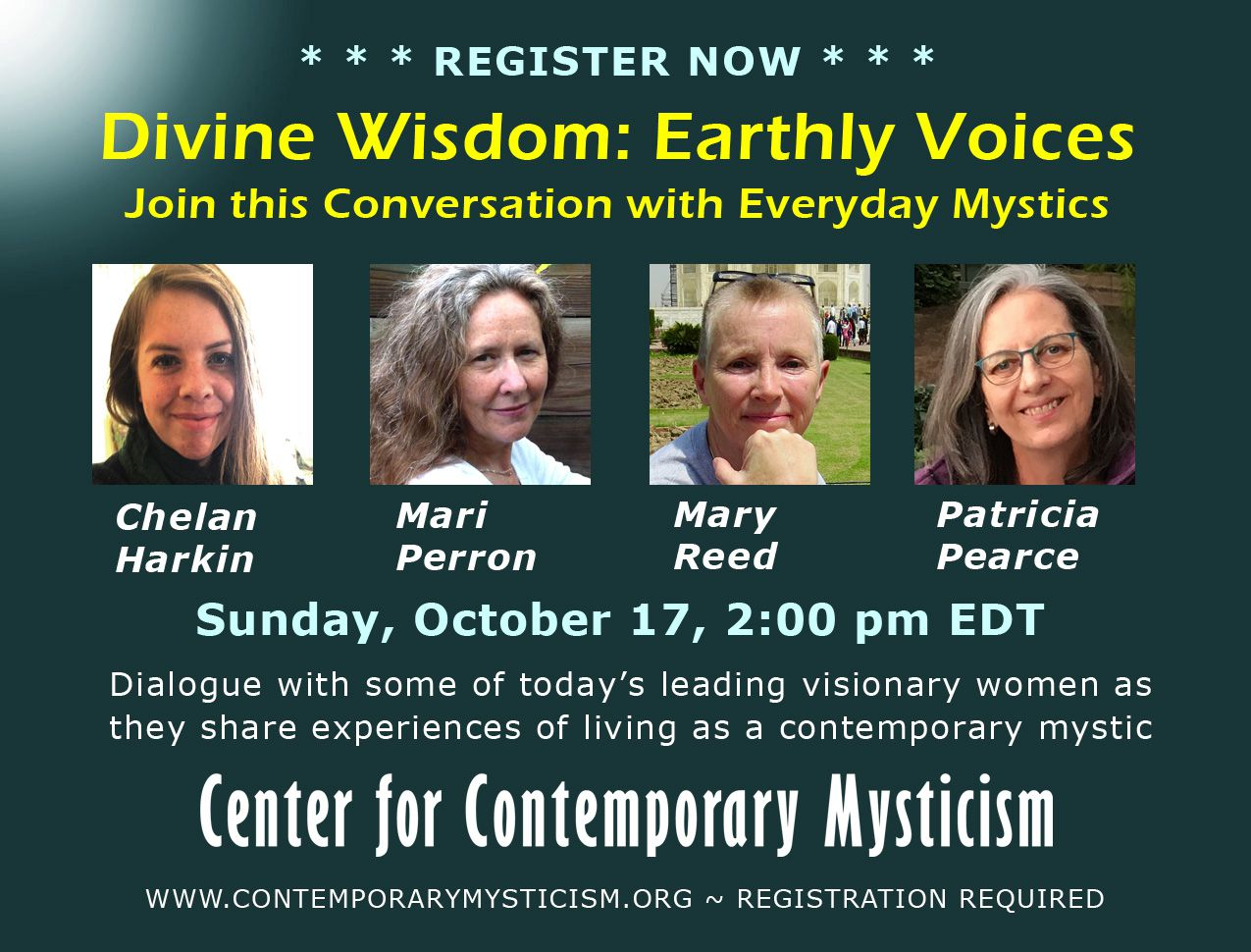 Divine Wisdom Earthly Voices Event