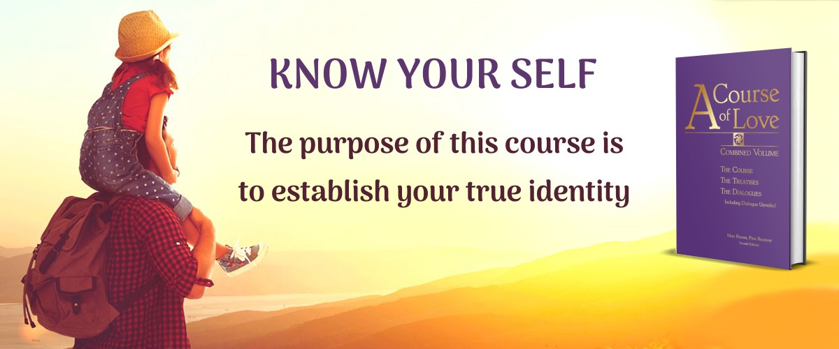 A Course of Love | Know Yourself